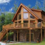 Beautiul log homes ideas to inspire you 09