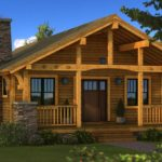 Beautiul log homes ideas to inspire you 15
