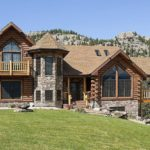 Beautiul log homes ideas to inspire you 20