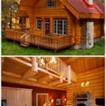 Beautiul log homes ideas to inspire you 27