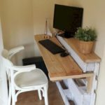 Easy pallet furniture projects for beginners 06