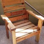 Easy pallet furniture projects for beginners 08