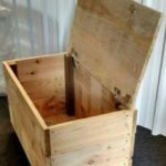 Easy pallet furniture projects for beginners 27