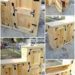 Furniture pallet projects you can diy for your home 14