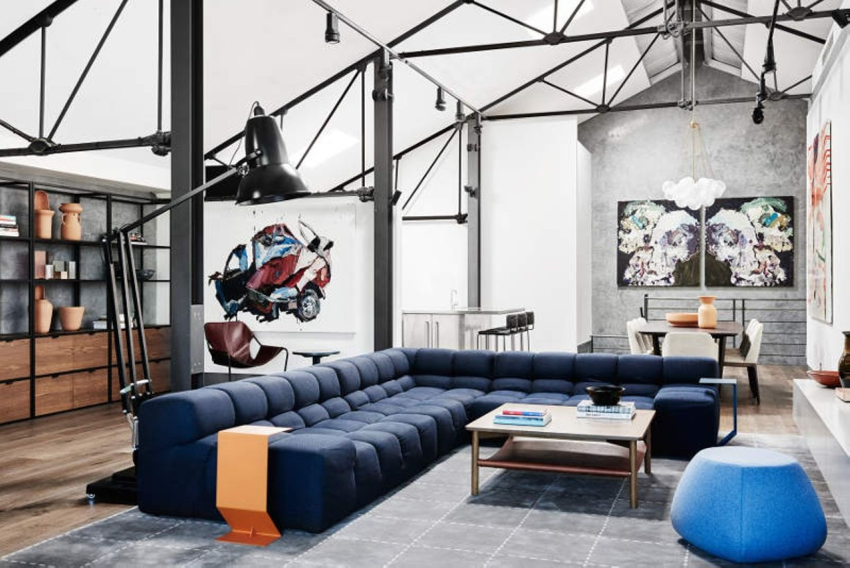 38 Perfect Industrial Design Interior Examples - Matchness.com