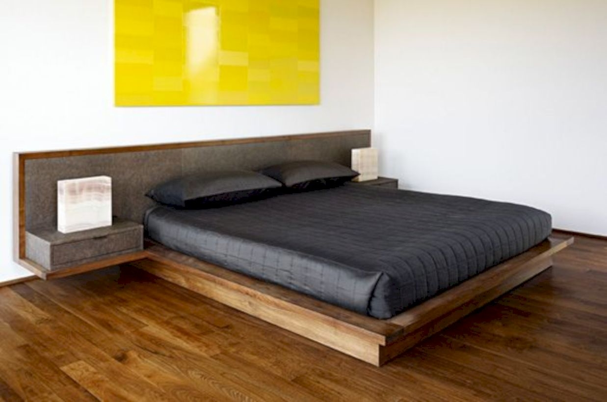 39 Raised Platform Bed To Define Your Sleep Space Easily