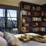 Stunning bookshelves ideas for bedroom decoration 10