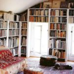 Stunning bookshelves ideas for bedroom decoration 11
