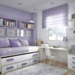 Stunning bookshelves ideas for bedroom decoration 17