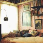 Stunning bookshelves ideas for bedroom decoration 30