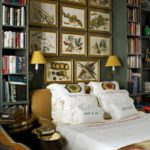 Stunning bookshelves ideas for bedroom decoration 36