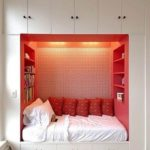 Stunning bookshelves ideas for bedroom decoration 39