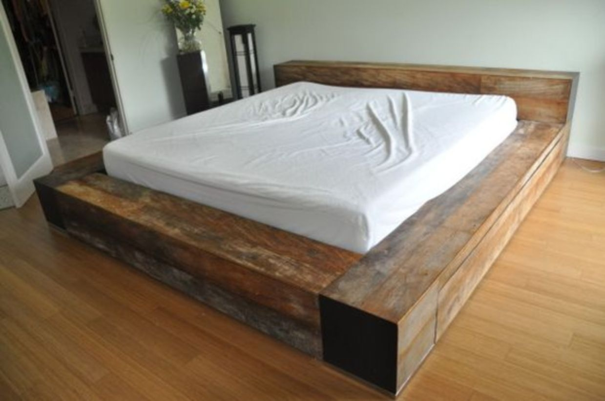 16 Luxury Wooden King Size Bed For Your Master Bedroom Matchness Com