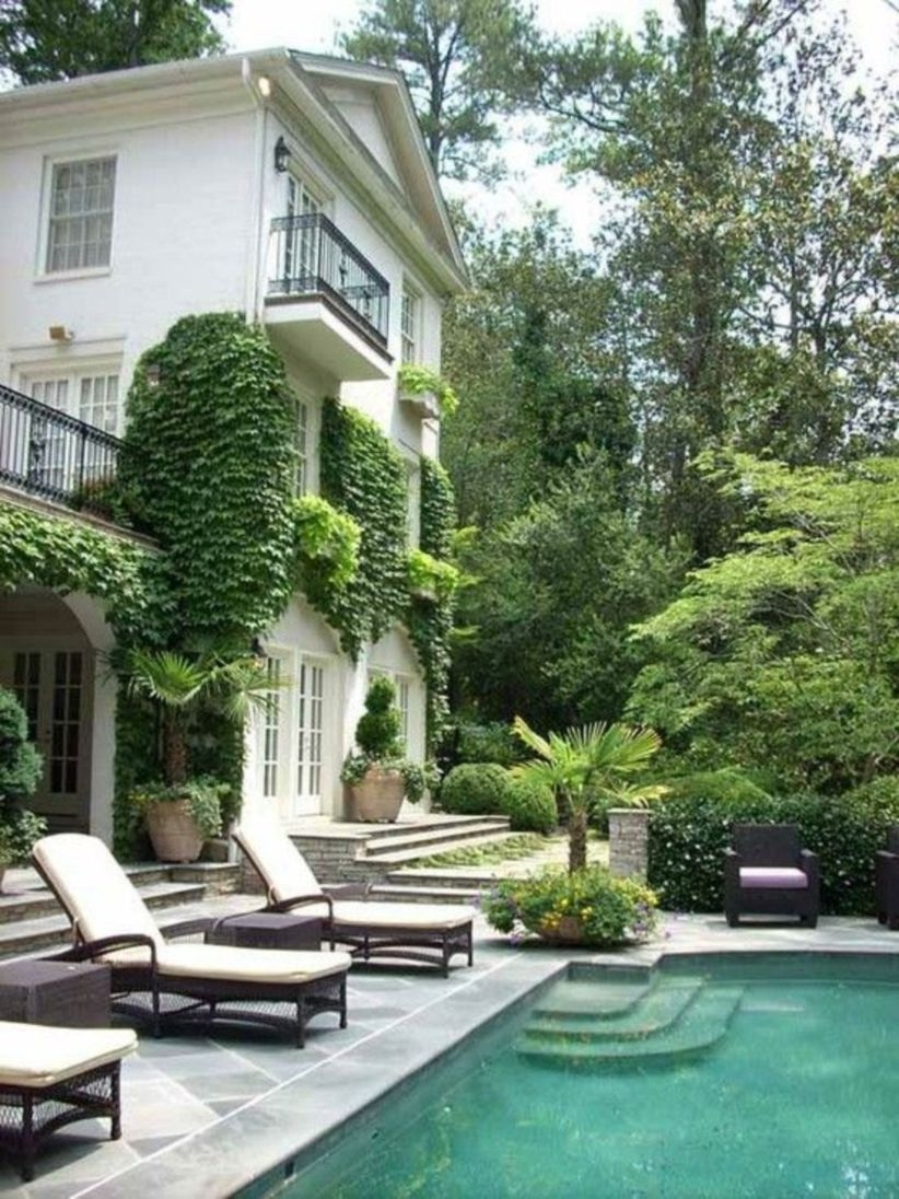 Stylish outdoor living spaces