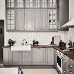 Wood kitchenset design ideas that you can try 07