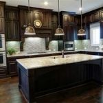 Wood kitchenset design ideas that you can try 28