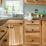 Wood kitchenset design ideas that you can try 53