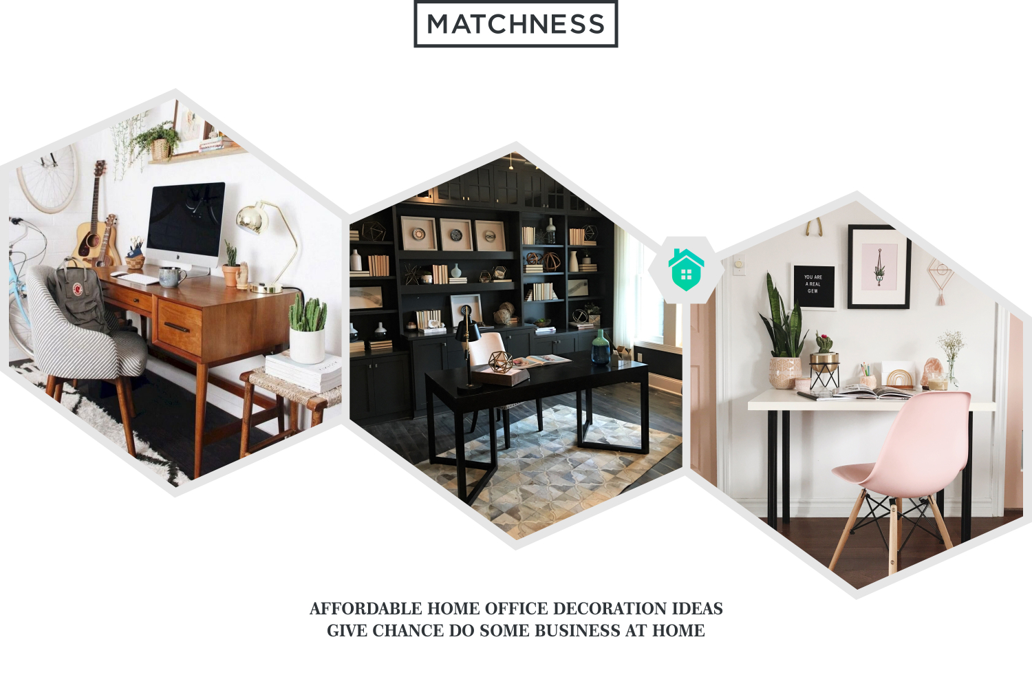 36 Affordable Home Office Decoration Ideas To Give You Chance Do Some Business At Matchness Com
