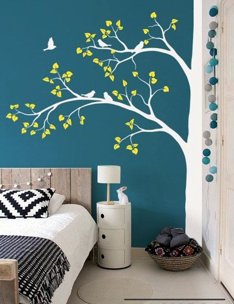 20 Artistic Wall Painting Ideas For