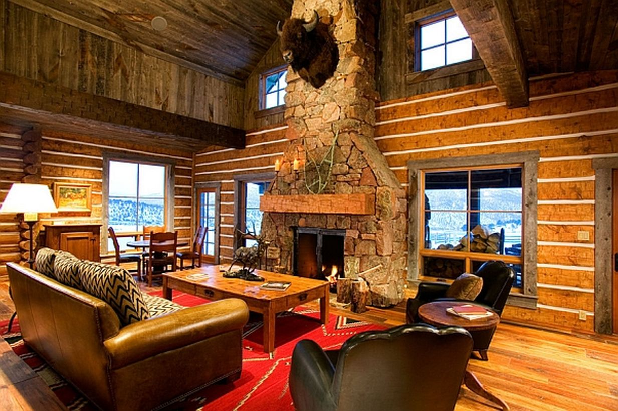 Stone-fireplace-in-the-living-room-1