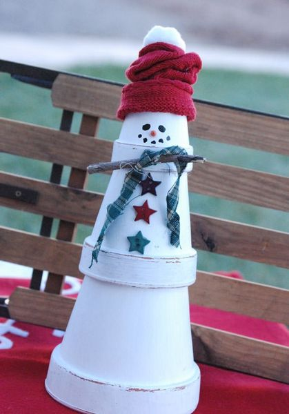 This-terra-cotta-snowman-is-so-easy-that-you'll-be-done-and-moving-onto-new-projects-in-a-snap.-you-might-even-have-most-of-the-supplies-on-hand.